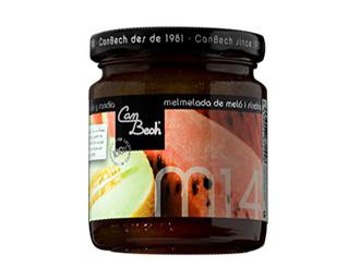 MERMELADA DE MELÓN Y SANDÍA 295GR