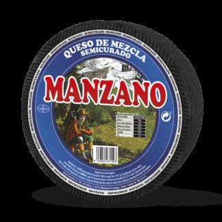 QUESO MEZCLA SEMICURADO MANZANO