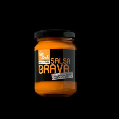 SALSA BRAVA 130 GR.CAN BECH