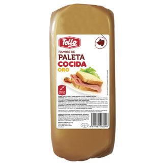 FIAMBRE PALETA II ORO TELLO