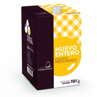 HUEVO ENTERO PASTEURIZADO BBLOQ 10L.